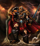 Tyr the north God of  War