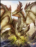 Moss Dragon Elder