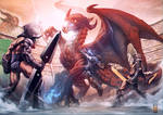 Xtreme Champion Tournament promo by Chaos-Draco