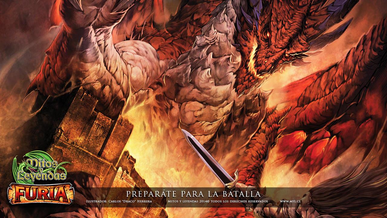 Devastador MyL wallpaper by Chaos-Draco