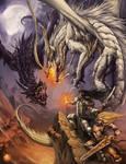Wyvern Hunters First Realm saga