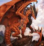 Daeron the Red dragon
