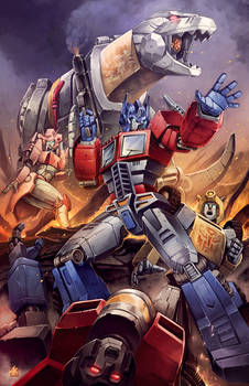 Autobots transform and rollout!