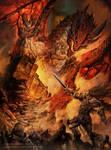 Devastating dragon