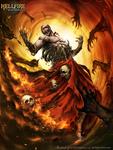 Drexo Ingus Hell Fire - the sacrifice