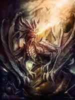 The forbidden treasure by Chaos-Draco