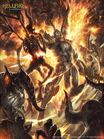 Holy Armor Hellfire - The purification by Chaos-Draco