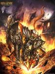 Holy Armor Hellfire - The sacred fire