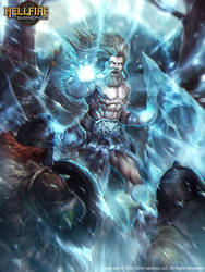 Prince Hakon HellFire - killing storm