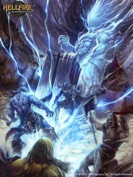 Prince Hakon HellFire - Thunder smash