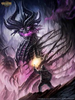 Terrandor HellFire the deep evil