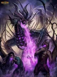 Terrandor HellFire the infection by Chaos-Draco