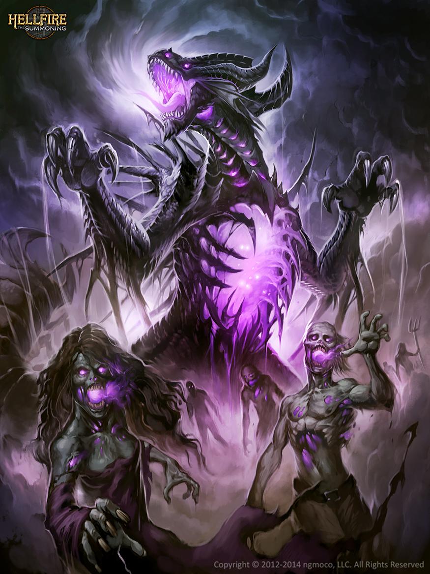 dark zen dragon undead - photo #23