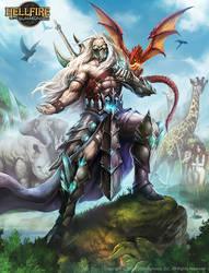 Regenesis Hell Fire The Faith by Chaos-Draco