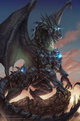 The Dragon Knight - Timaeus