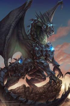 The Dragon Knight - Timaeus