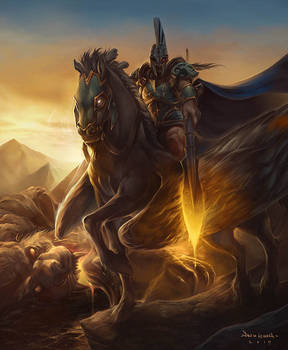 Incandescent Spear For Myl