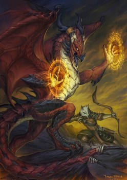 Tag team against the evil