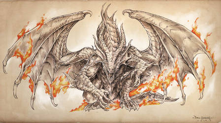 Dragon Comission