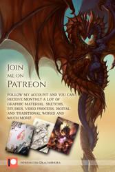 Chaos-Draco on patreon