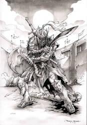 Gladiator comission