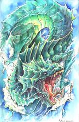 Aquadragon for smaugust