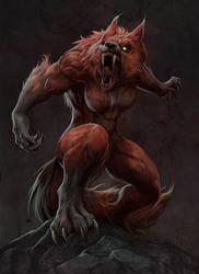 Hati the Crimson pain