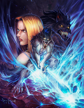 Night Wolf 5 Cover