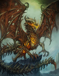 Dracolich for Kenji`s quest