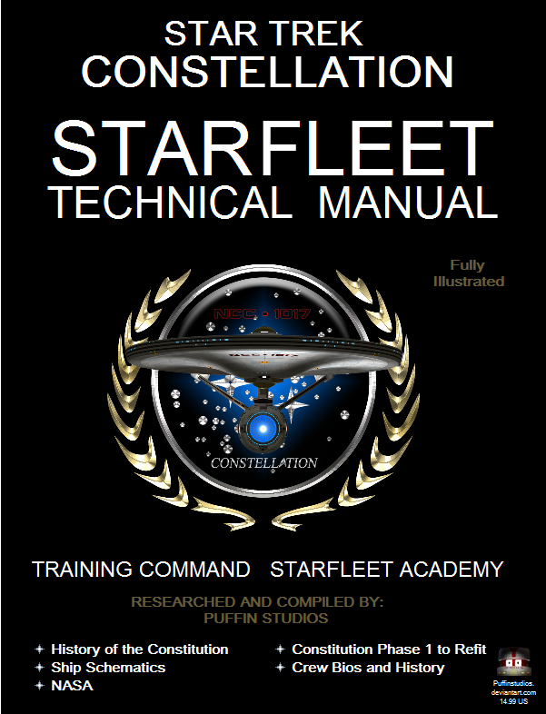 star trek interactive technical manual download