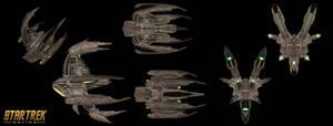 Nausicaan Battleship