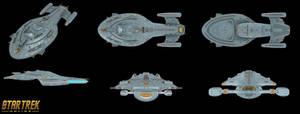 SF Warship Voyager