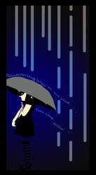 Raindrops... by JackieMaier