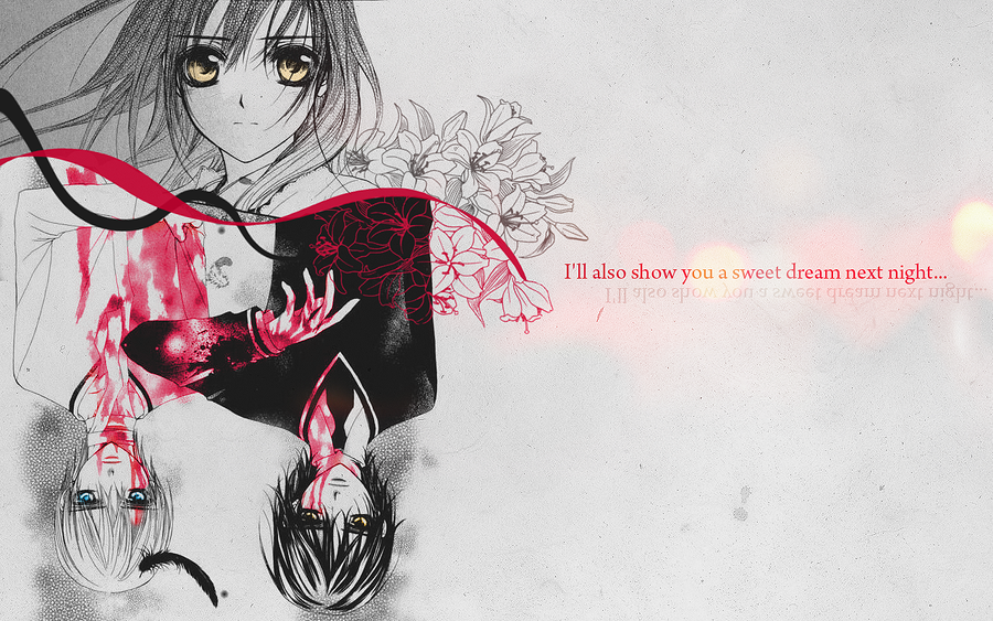 Prevpemenpe Vampire Knight Wallpaper