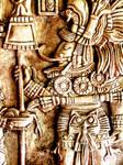 Mayan Carving 1