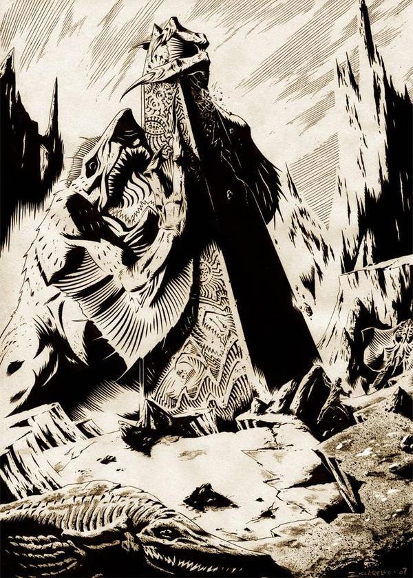 Dagon by Zuccarello