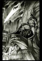batman by Zuccarello