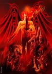Lucifer, Phobos and Deimos