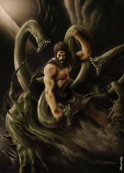 Hercules vs. Hydra