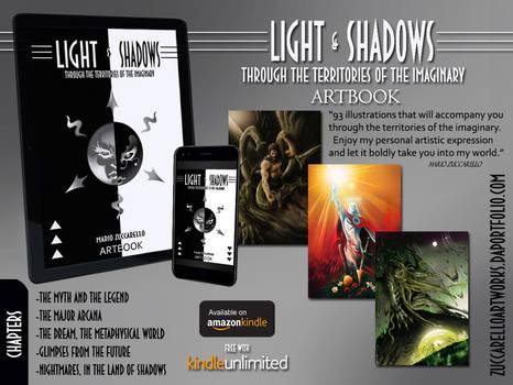 LIGHT and SHADOWS  Artbook  Amazon Kindle