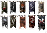 SOI - Orc and Troll Tribe Banners