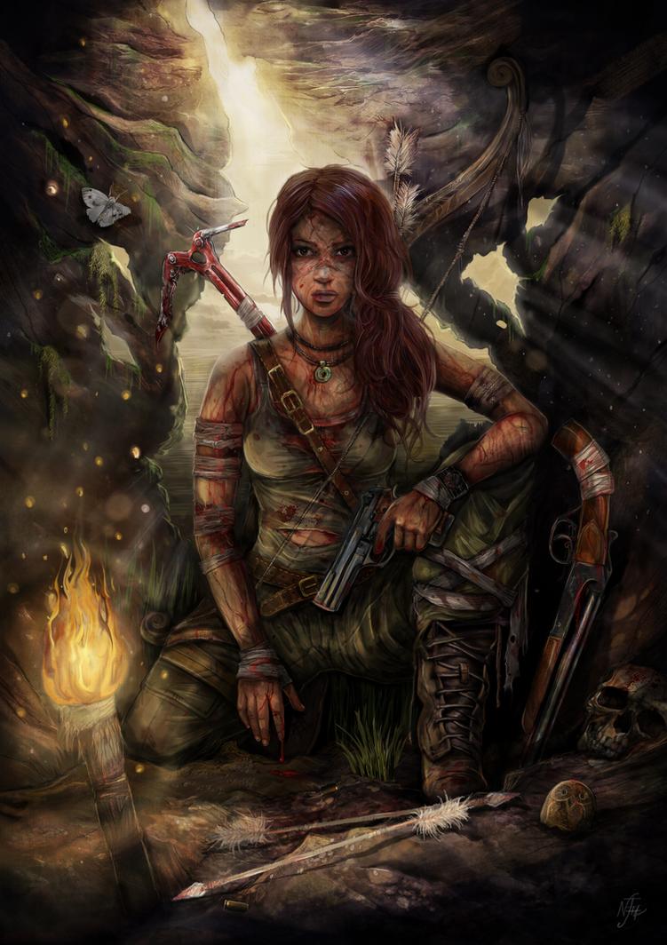 Lara by chermilla