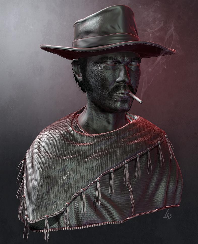 Midnight Cowboy by chermilla