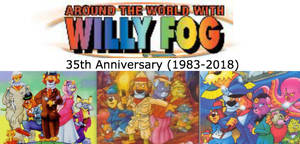 Around the World with Willy Fog 35th Anniversary