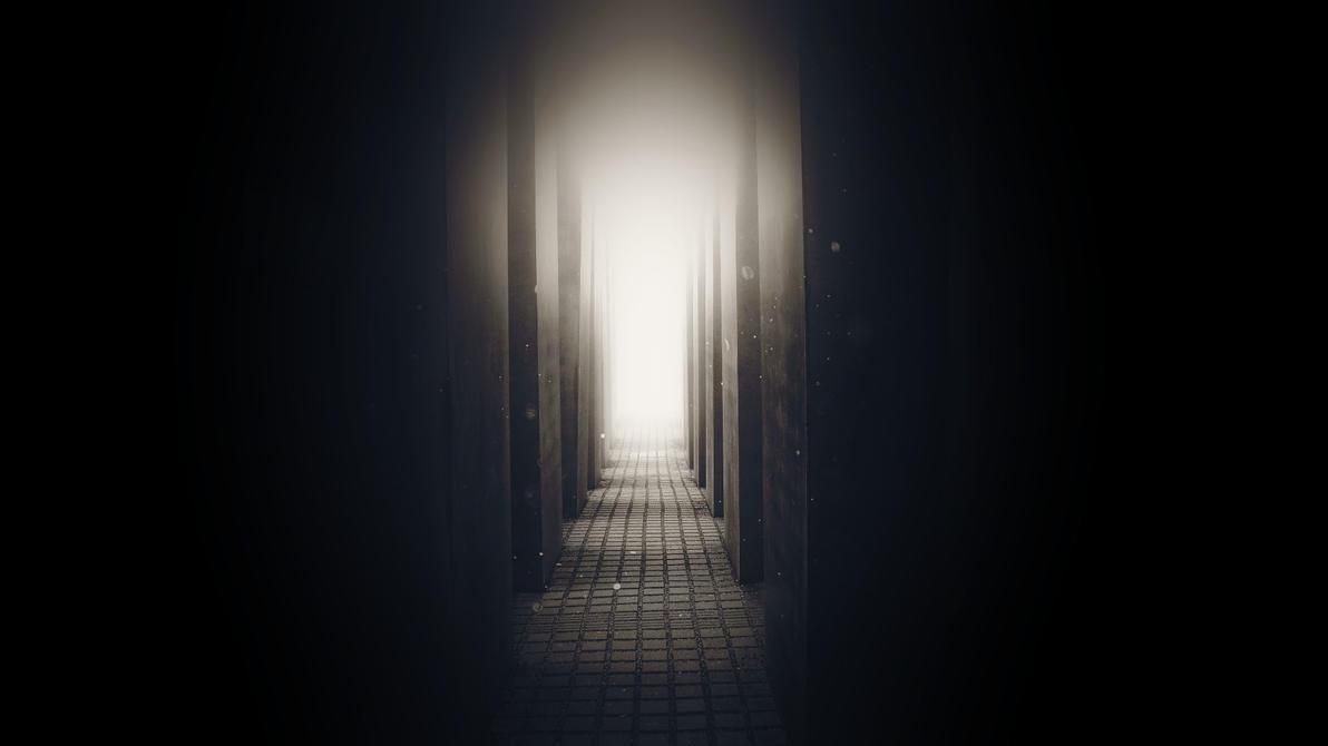 Dark Hallway By Dulje ...
