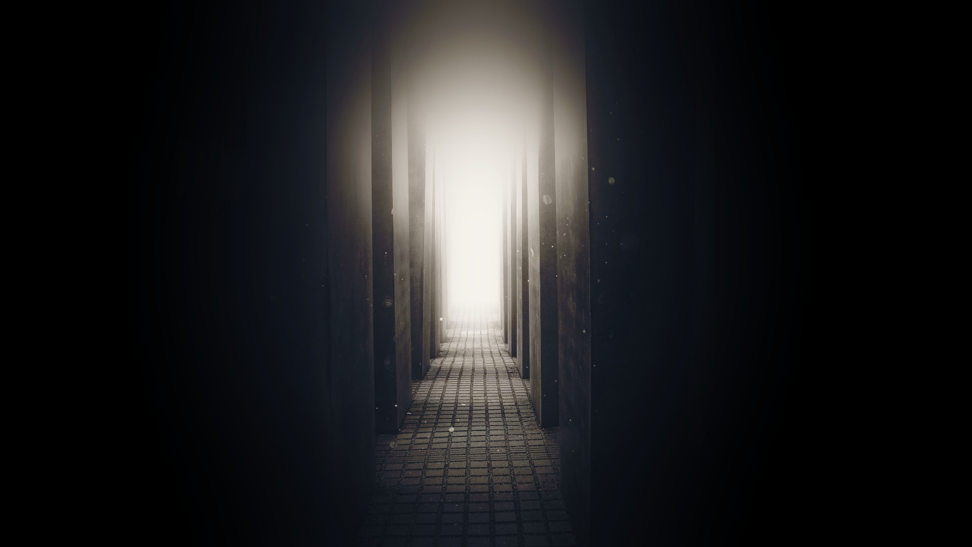 Dark Hallway By Dulje On DeviantArt