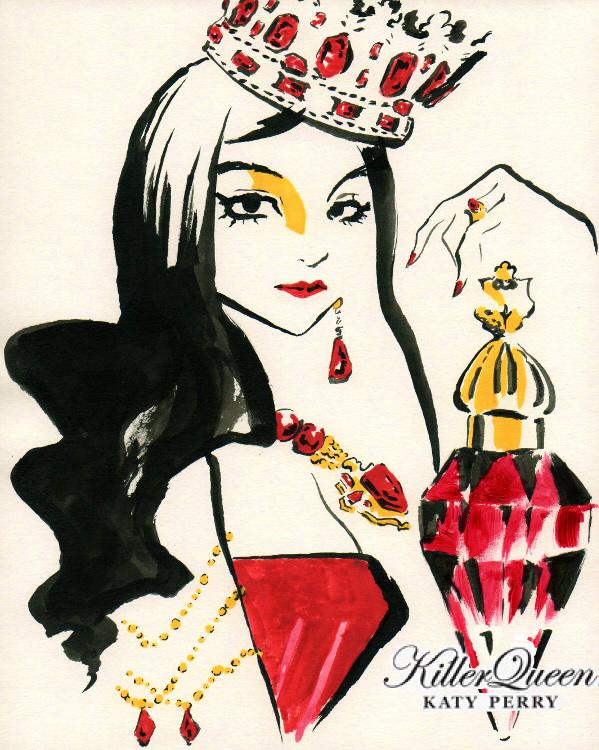 Killer Queen [Contest Entry] by DisintegrationStreet