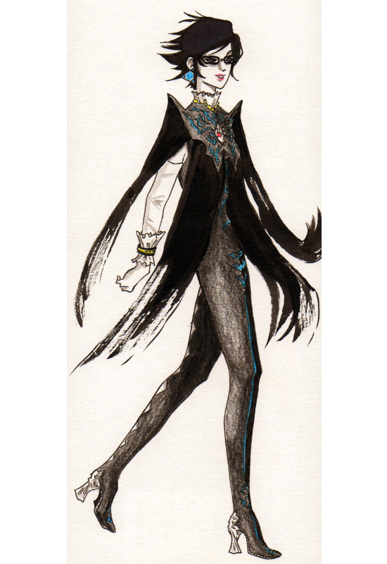 Bayonetta 2 by DisintegrationStreet