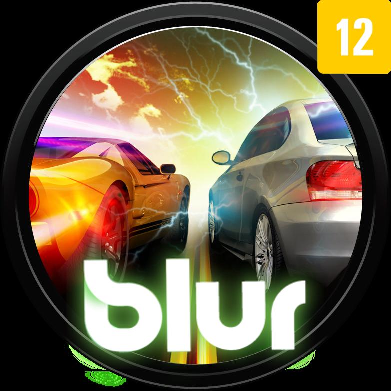 Blur - Logo
