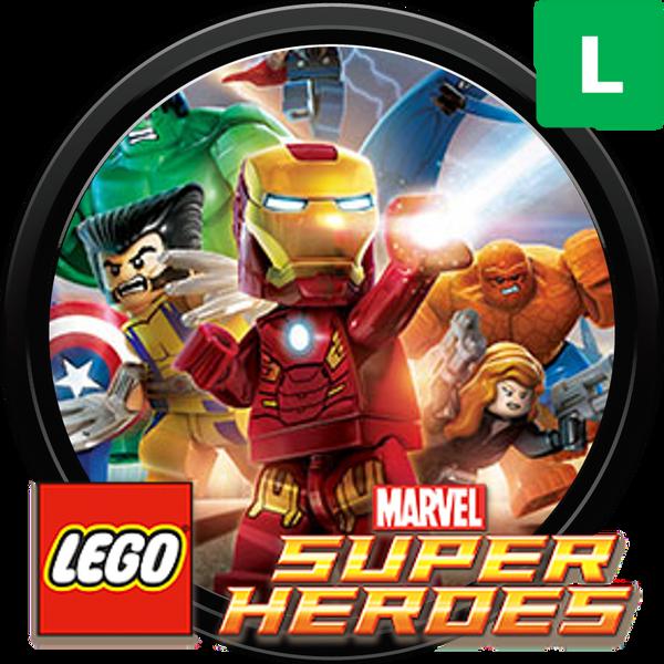 Lego Marvel Super Heroes - Logo by EmersonSales on DeviantArt